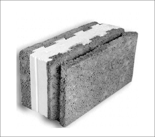 Block wall insulation driverlayer search engine for Insulated concrete masonry units